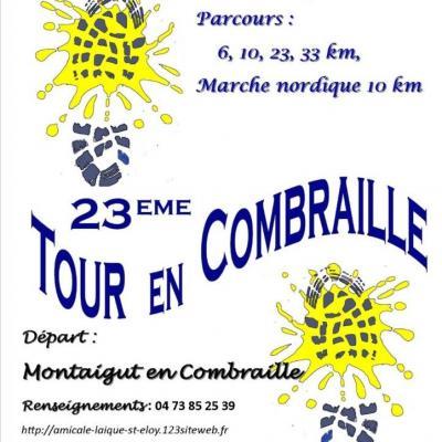 Tour en Combraille