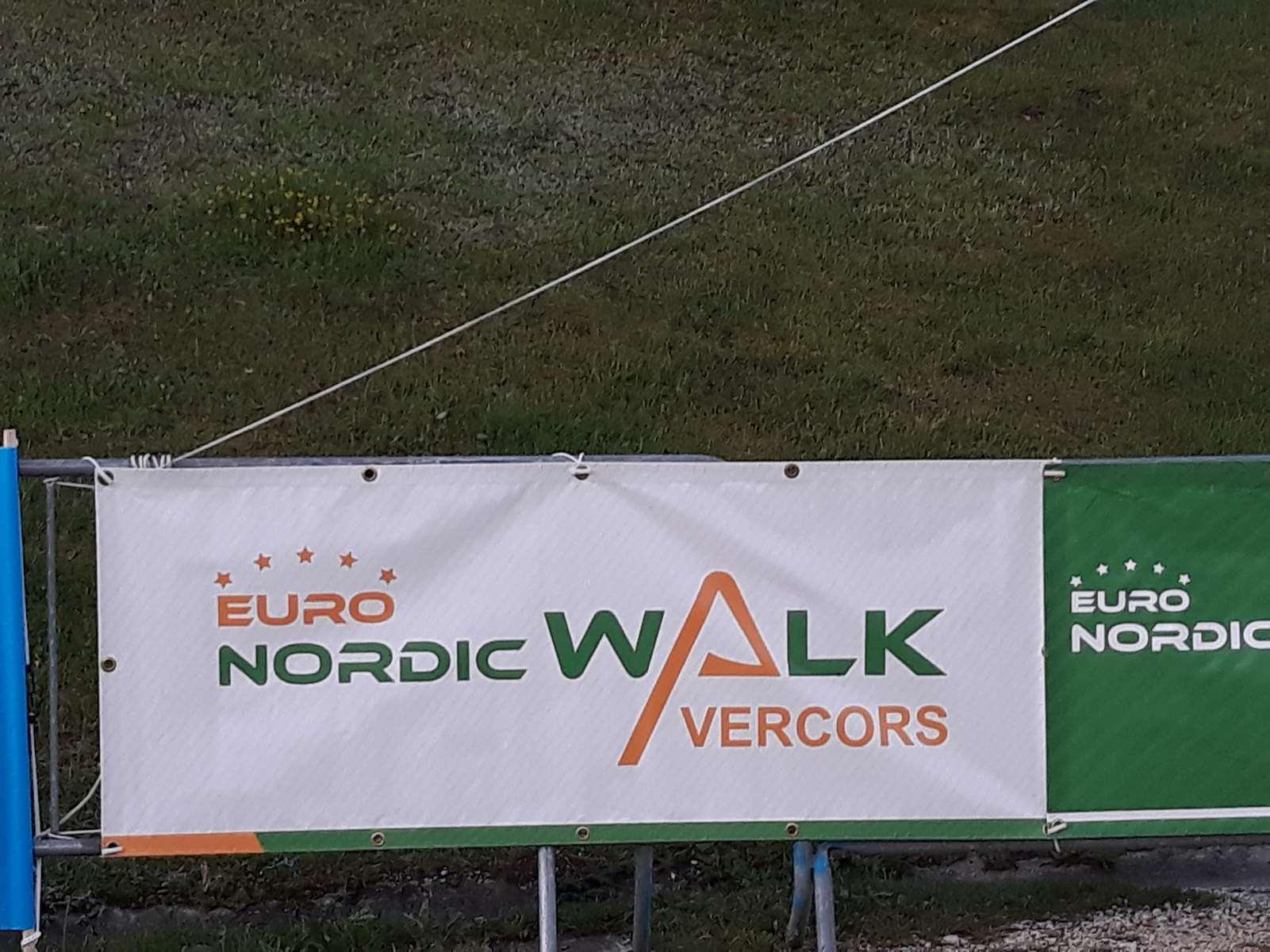 EURO NORDIC WaLK VERCORS  vendredi 08 Juin 2018