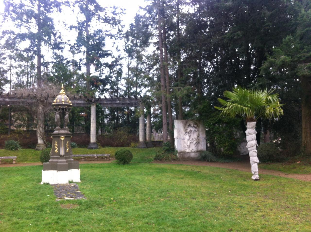 Parc de la Louvière