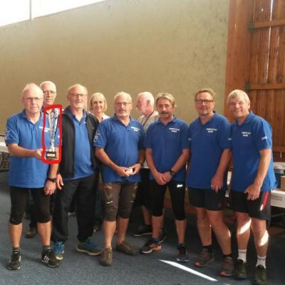 Challenge Santé Seniors - Finale Régionale à Clermont-Ferrand