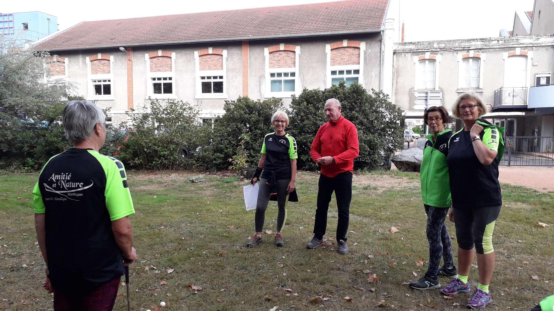 Challenge Santé Seniors à Montluçon