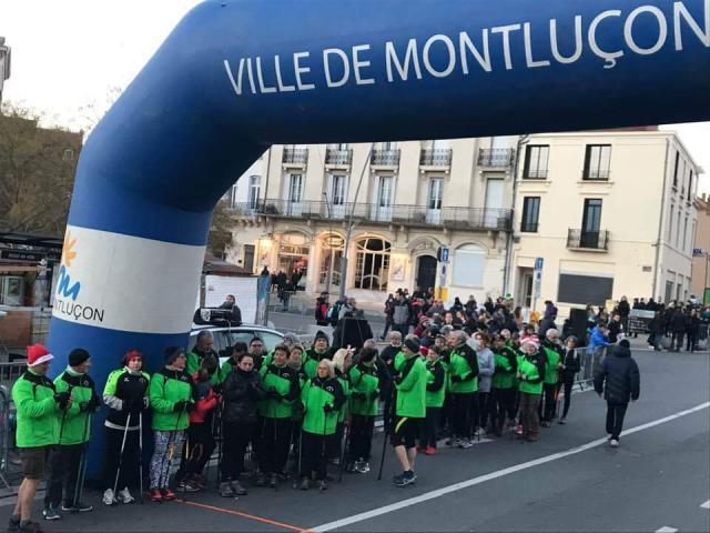 Corrida 30 dec 2018 Montluçon