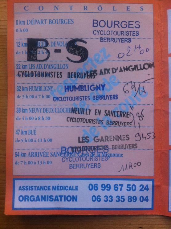 Bourges - Sancerre