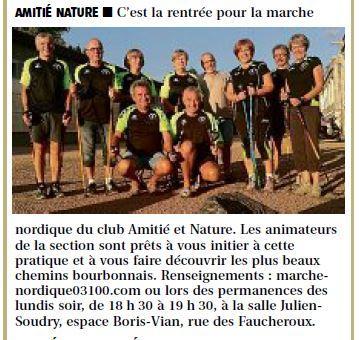 Villebret - Reprise saison 2018-2019