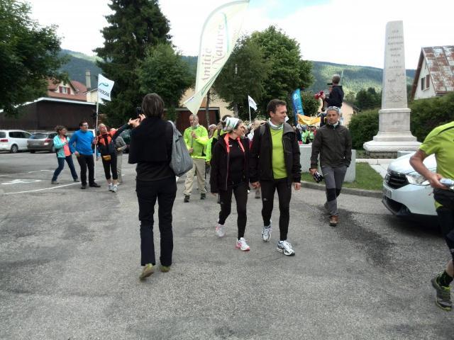 Début du défilé de la région Auvergne - Samedi 18h30