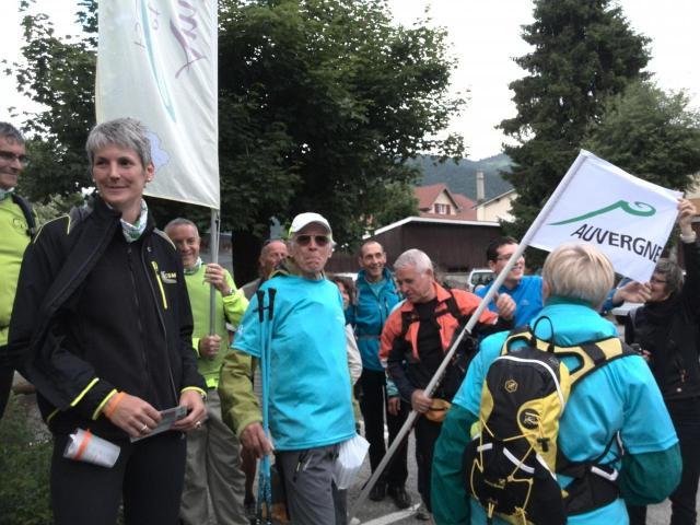 Bravo Didier! Tu tiens droit le drapeau du club, l'Auvergne euh!!!