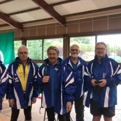 Challenge Santé SENIORS Finale départementale Allier à  Bourbon L'Archambault