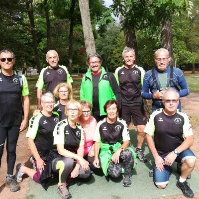 Challenge Santé Seniors 2019 - Montluçon