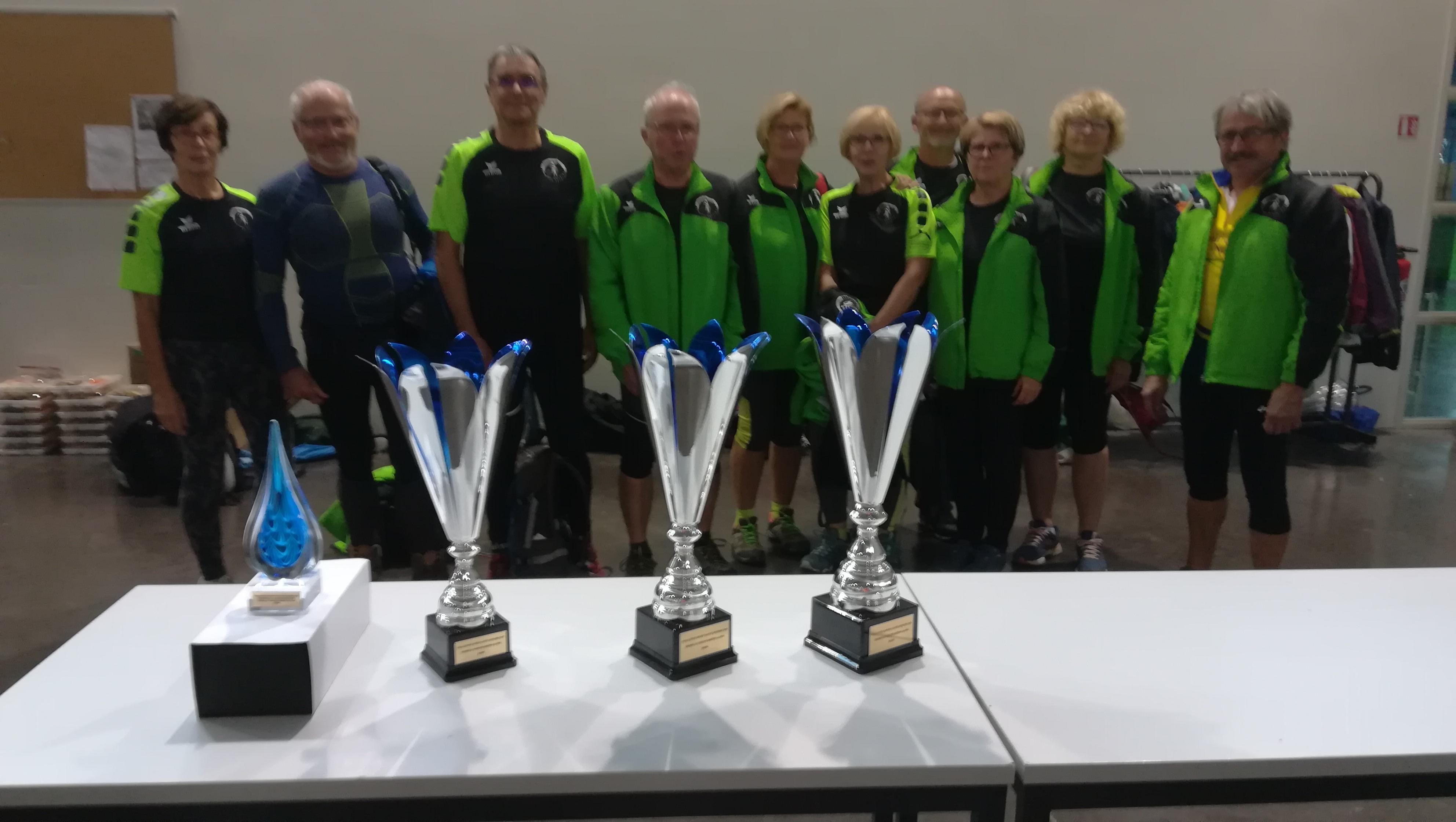 Challenge seniors finale régionale - Riom