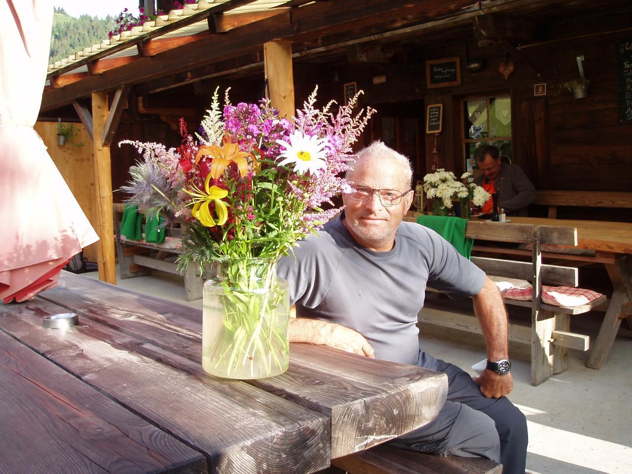 un beau bouquet