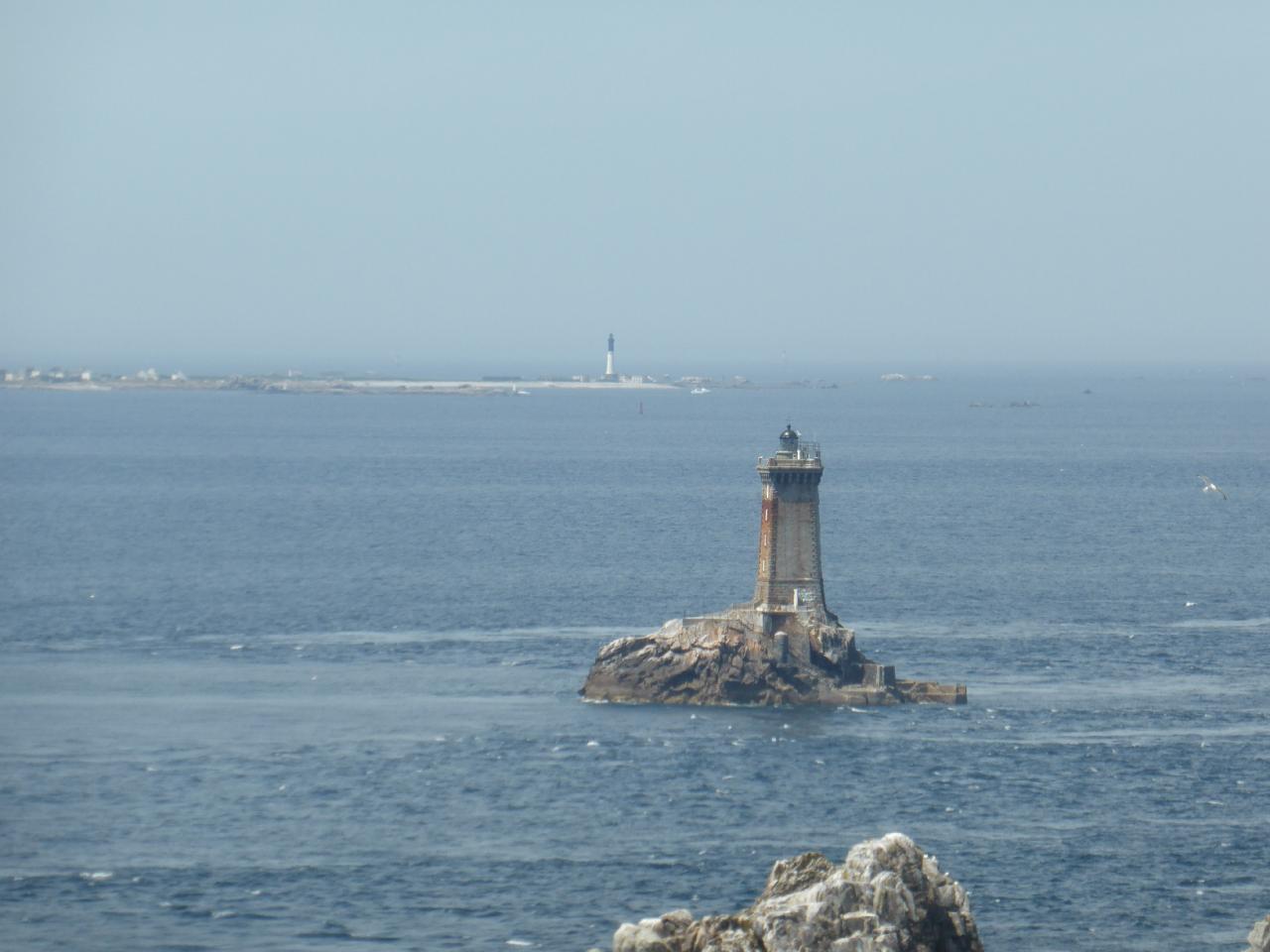île de Sein depuis la pointe du RAZ
