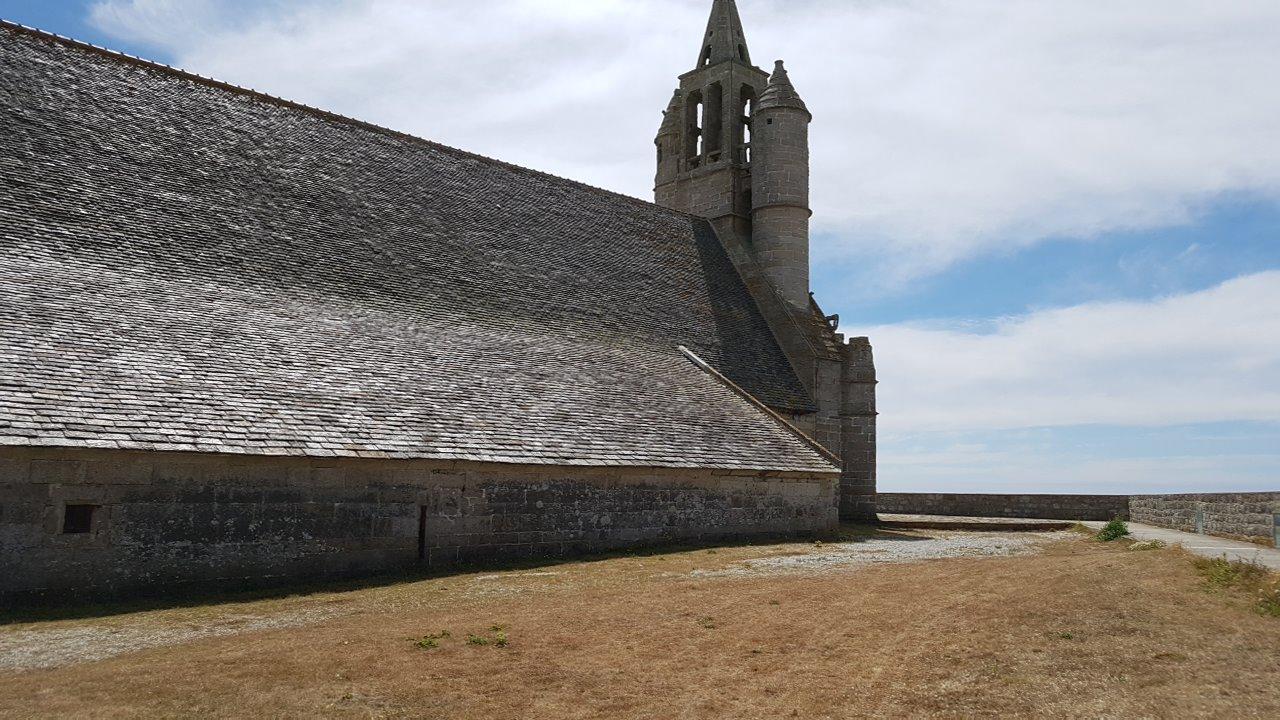 chapelle de st guénolé