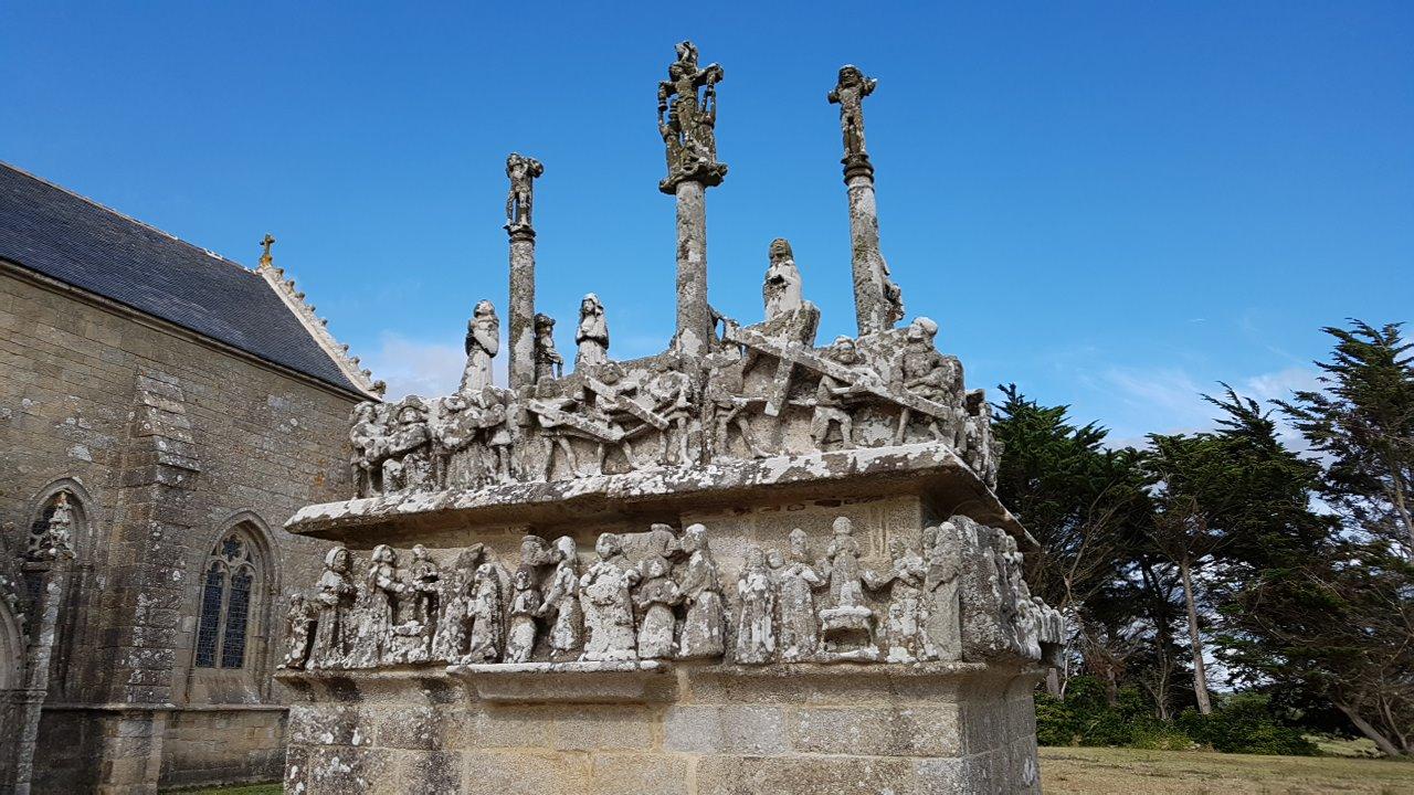 calvaire breton monumental   1450