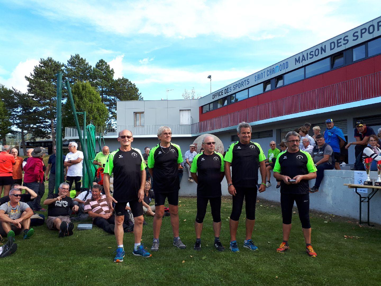 Challenge Seniors Finale régionale St-Chamond