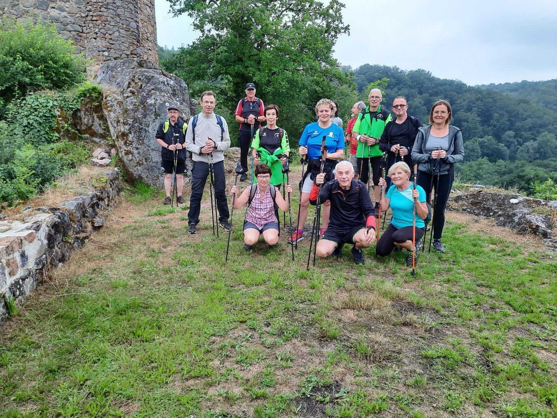Pause au Château de l'Ours