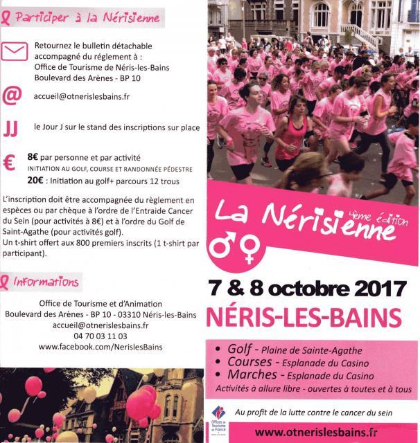 La Nérisienne 2017